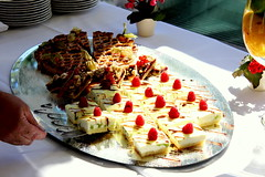 cake (Pia Ertel) Tags: sun cake fun is yummy live delicious having shining