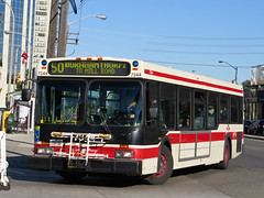 Toronto Transit Commission 7344 (YT | transport photography) Tags: new toronto bus flyer ttc transit commission d40lf