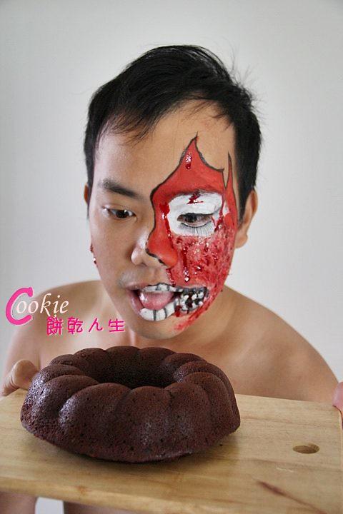 巧克力蛋糕 (9)