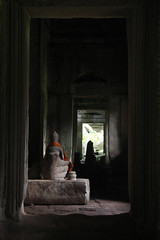 Angkor Wat (Treve_Kneebone) Tags: travel print thailand moody open angkorwat ambient angkor croxleycameraclubhome