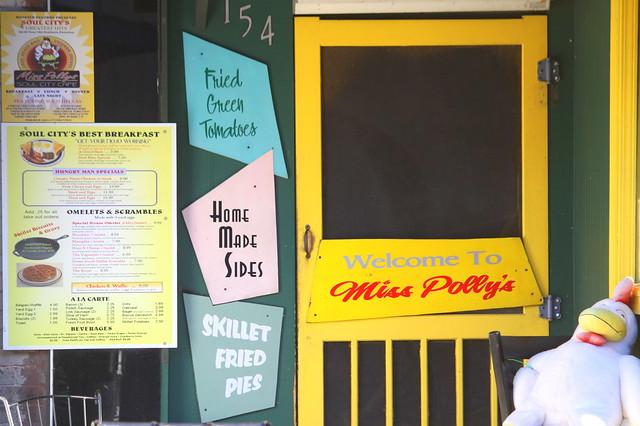 Miss Polly's Soul City Cafe