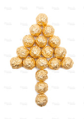 Merry Christmas with chocolate (imagesstock) Tags: chocolate christmastree merrychristmas ferrero 圣诞节 圣诞树 圣诞快乐 费列罗