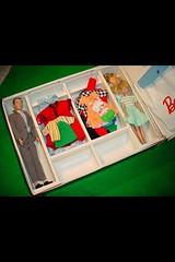 New Case Lot Arrived Today (Tinker*Tailor loves Lalka) Tags: vintage doll bend leg ken barbie skipper lot case 1966 francie