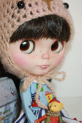 Custom Commission Blythe Doll.