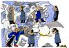 Quick Change (inklines) Tags: art illustration comics sketch artist drawing sketchbook comix superhero comicstrip psychedelic psychedelia penandink cartoonist comicart illustrateur cartoonart quickchange michaelarthur