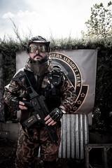 "Captain Eduardo ""Price"" (JF Sebastian) Tags: portrait field friend weapon airsoft bleachbypass morethan100visits morethan250visits protectionvest fujifilmxe11855"