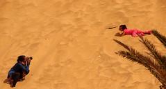 Mother and Daughter (atlanticstorm (Christopher_Griner)) Tags: africa sand desert namibia sanddunes dune7 sossusvlei namib swakopmund walvisbay southernafrica southwestafrica namibdesert namibe namibnaukluft erongo dorab namibnaukluftnationalpark walvisbai tallestsandduneinworld highestsandduneinworld dorabnationalpark