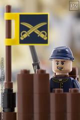 Let them come! (Pedro Nogueira Photography) Tags: macro soldier toys photography miniature lego bricks brinquedos miniaturas theloneranger minifigures pedronogueira pedronogueiraphotography