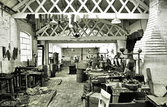 Sidebotham's Trap Works (R~P~M) Tags: uk greatbritain england unitedkingdom workshop works westmidlands tipton blackcountrylivingmuseum