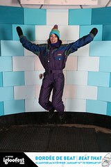 14igh1400 (onesieworld) Tags: party snow ski fashion one shiny suit 80s piece nylon onesie