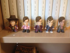 more vinyl figure repeats (vacuumboy9) Tags: david tom matt toy toys four baker who 10 4 vinyl 4th smith 11 doctor doctorwho figure ten drwho 10th 11th fourth figures eleven titans tombaker tennant mattsmith tenth eleventh