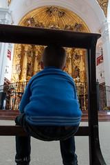 Primera fila. (Cheri Huelva) Tags: huelva iglesia ermita almonte 2014 elrocio {vision}:{outdoor}=0823