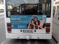 SchaltDichEin - Bus Ad