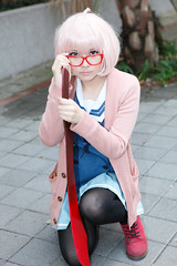 MiNe-5DII_104-4629RG (MiNe (sfmine79)) Tags: photo spring cosplay taiwan sunny gps  canonef2470mmf28lusm  comicworldtaiwan canoneos5dmarkii