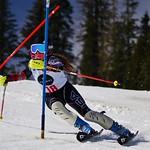 Meg Cumming, 2014 Keurig Cup Spring Series Slalom at Grouse PHOTO CREDIT: Derek Trussler