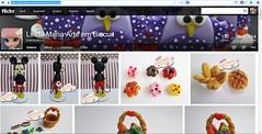 Agora temos Flickr! (Aurora_Maria) Tags: bonecas dolls artesanato mickey biscuit pullip blythe festas luigi pullips geladeira mrio ms lembrancinhas