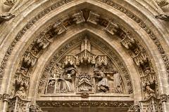 Sevilla (Antonio Vaccarini (vanto5)) Tags: travel espaa architecture canon sevilla andaluca spain cityscape arte seville andalusia unescoworldheritage spagna siviglia canonef24105mmf4lisusm canoneos7d antoniovaccarini