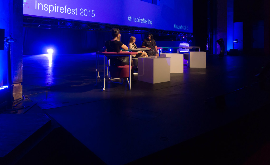 THE NEXT GENERATION PANEL [INSPIREFEST 2015] REF-105773