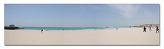 Dubai Jumeira Beach (wunderpar aka the_real_life) Tags: panorama beach strand meer wasser dubai jumeira weitwinkel nikond300s wunderpar