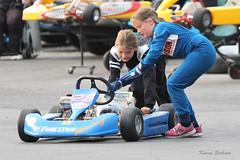 Karting is fun! (KaseyEriksen) Tags: girls sports fun outdoor victoria vehicle karting karts