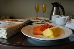 Breakfast (formatc1) Tags: costarica honeymoon breakfastinbed guanacaste dreamslasmareas