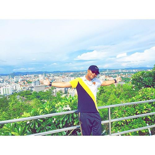 Welcome To Pattaya City 🌴 #welcome #pattaya #city #Thailand #asia #green #me #king #Aboodz #king_aboodz