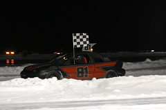 2.11.17 M&M Ice Breakers - 4 cylinder studded winner 81Nick Lemire (royal_broil) Tags: nicklemire iceracing mmicebreakers checkeredflag