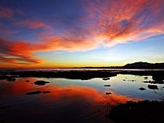 Reflejos (Antonio Chacon) Tags: andalucia atardecer marbella málaga mar mediterráneo costadelsol cielo españa spain sunset