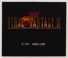 Final Fantasy VI (2013) (perfhager) Tags: perfhager steneprojects contemporaryart gaming craft needlepoint embroidery handmade 刺繍 ゲーム 美術 現代美術 クラフト ハンドメイド アート