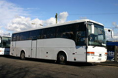 V40 DGE Scania Van Hool K941B Bennetts (Ayrshire Bus Images) Tags: v40dge scania vanhool bennetts coach bus