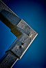 Hot Corner - The B-52's (Janusz Kudlak) Tags: ilovemywife agnieszka myniu pastuch sony alpha700 best corner minimalist minimum blue