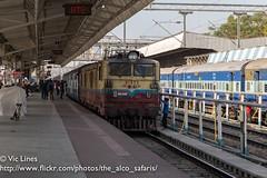 170216_10 (The Alco Safaris) Tags: tata wam4 21372 13351 dhanbad alleppey indian railways broad gauge