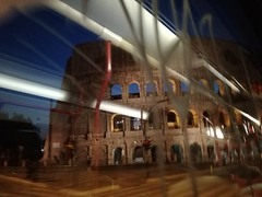 excellence from the bus (ΞSSΞ®®Ξ) Tags: ξssξ®®ξ lazio italy street noedit snap rome roma colosseo colosseum night fromthebus bus huaweip9lite amphitheatrumflavium
