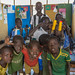 Children enjoy playing together at the Child Friendly Spaces (CFS) in Kule refugee camp, Gambella region.