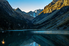 Gaube Lake (Orlando Mouchel) Tags: lac montagne lake mountain see berg lago montagna montaña montanha بحيرة جبل озеро горы 湖 山