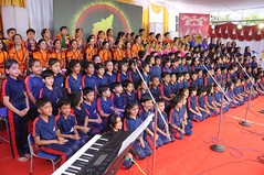 An Apt Answer to the Kaveri Water Issue by 160 Students of Alpine Public School ! (9)