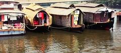 Boats at the Backwaters (Shrayansh Faria Photography) Tags: backwaters boat house houseboats waters