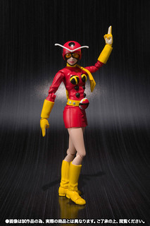 S.H. Figuarts Tackle 電波女