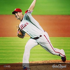 by @mlb via @Instate posts #Untouchable #Phillies  (Dreterry2) Tags: square squareformat iphoneography instagramapp uploaded:by=instagram