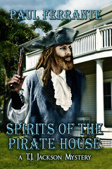 SBibb - Spirits of the Pirate House (SBibb) Tags: sea spirit ghost pirate caribbean bookcover ya coverdesign photographicillustration sbibb stephaniebibb stephanieflint spiritsofthepiratehouse paulferrante