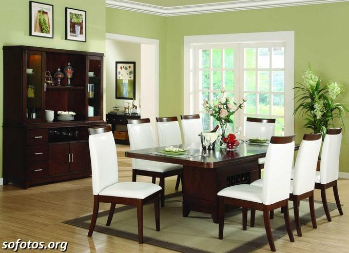 Salas de jantar decoradas (131)