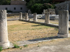 063 - Broken columns (Scott Shetrone) Tags: other graveyards events places athens greece 5th kerameikos anniversaries