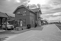 _DSC5462 (Solan's Photo World) Tags: street summer people bw norway photography hell nordtrondelag