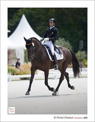 Kevin Roegele (ESP) & Wieske (Michel Chretinat Photography) Tags: france equestrian picardie compigne dressage equestre