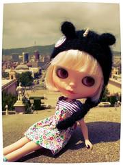 Laia en Barcelona