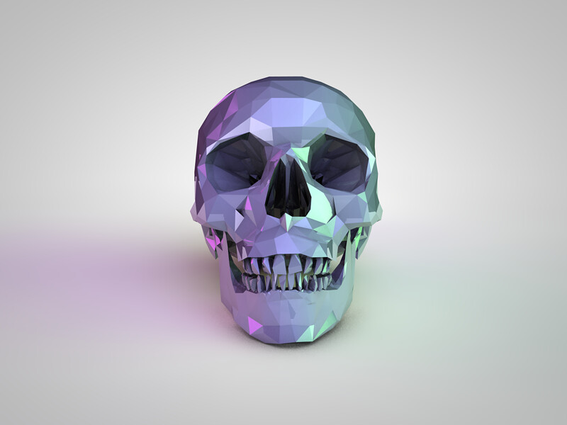 The World's most recently posted photos of c4d and skull