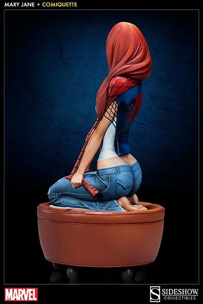 Sideshow【瑪麗珍】知名畫家 J. Scott Campbell 版本 第一彈 Mary Jane