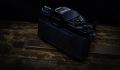 Ricoh KR 10x (Siyabonga Mahlangu) Tags: wood light slr texture film shadows multipleexposure ricoh kr10 filmslr kr10x rikonen