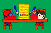 SPWK Scrumee Yummees Rainbow Yumee Ice Cream B-Pop Mason Valentine (aliparker307) Tags: anime japan print poster rainbow babies candy desert rockstar chocolate character chinese sd icecream skimask animation draw punkband japanimation peewee doorsign badgirl gamesystem superdeformed funkyhair punkgirl japanart jrc girlsrock badkid superkids comiccharacter badkids sherocks maskkid maskkids nastygirl bpop katcat superherokids spwk japancomic supapeweekids juniorwritersclub masonvalentine juniorritersclub superpeweekids superpeeweekids bpopposter bpopbadgirlposter chudog peeweebabies bpopmembersonly punknasty bpopbadgirl punknastee supapeweebabies superherocomickids
