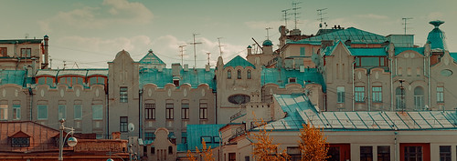 Old Moscow 3